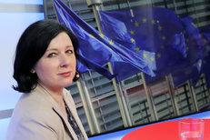 """""""Brusel mi zazdil rodinu."""" Jourová pro Blesk bilancovala práci komisařky. Co ji chybí?"""