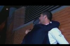 José Mourinho se při loučení v Interu rozplakal.