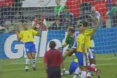 Finále MS 1998: Francie - Brazílie 3:0