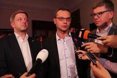 Vyjádření k výsledku voleb: Stanislav Polčák