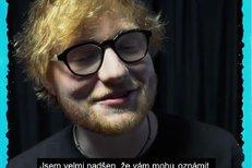 Ed Sheeran: pozvánka fb