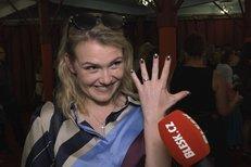 Muzikálová Čarodějka Ochmanová se bude vdávat! Žádost o ruku ji rozplakala