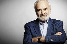 Zdeněk Svěrák mluví o divadle Járy Cimrmana