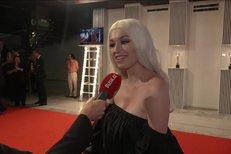 Slovenská modelka zmátla fanoušky: Pletli si ji s Lady Gagou a má autobus plný kufrů
