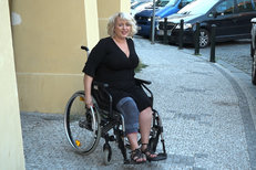 Utrpení těhotné Bittnerové (41): Kvůli miminku skončila na vozíku!