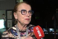 Janžurová na premiéře filmu Reflexu: Svobodu si musím teprve uvědomit!