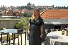 Petra Svoboda těsně před porodem: S kily navíc jsem smířená!