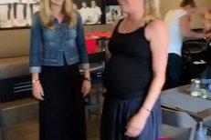 Krásné tenisové maminky! Šafářová s Hlaváčkovou slavily děťátka na cestě