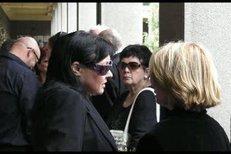 Pohřeb Vladimíra Dlouhého