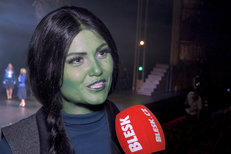 Muzikálová Čarodějka Eliška Ochmanová: Zelená budu krásná