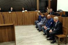 Jednání znojemského okresního soudu o podmínečném propuštění lobbisty Marka Dalíka