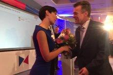 Novou předsedkyní TOP 09 je Markéta Pekarová Adamová