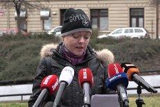 Dominika Gottová (46) řekla v parku pravdu! A hned na ni naběhl manžel
