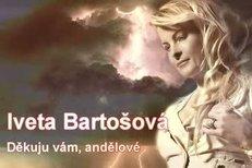 Poslechněte si Ivetin nový song Děkuji vám, andělé