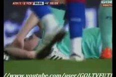 Tomáš Ujfaluši si vyšlápl na Lionela Messiho