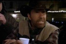 Chuck Norris v reklamě na T-mobile