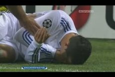Cristiano Ronaldo předvedl hereckou etudu par excelance
