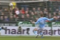 Edin Džeko se dočkal prvního gólu v dresu Manchesteru City