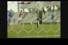 Osmý gól Milana Baroše v letošní sezoně