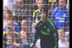 Fanoušek Chelsea složil oslavnou píseň o Petru Čechovi