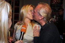 Bořek Šípek se políbil s Leonou. V rozhovoru přiznal, že společná dovolená není vyloučená