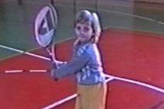 Jak se z Petry Kvitové stala wimbledonská šampionka? Podívejte se, jak trénovala ve čtyřech letech