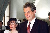 Miloš Zeman (73) a jeho Ivana (53):  SLAVÍ STŘÍBRNOU SVATBU! JAK JIM TO KLAPE?!