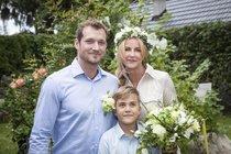 Vendula Pizingerová je se svým třetím manželem opravdu šťastná!