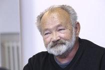 Rudolf Hrušínský ml. (71): Malý muž a velká kára