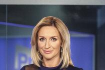 Zprávařka z Primy Terezie Kašparovská: První vysílání po bouračce!