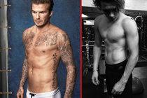 Brooklyn Beckham (17): Chce mít svaly jako táta!