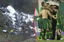 Zkáza letadla s fotbalovým týmem: Poslední snímky před neštěstím!