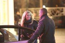 Borhyová přistižena s kolegou: Noční jízda taxíkem!