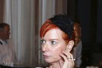 Bára Štěpánová (57) po uši v maléru
