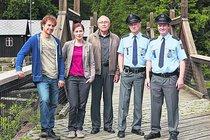 Úspěch seriálu Policie Modrava: UNIKÁTNÍ SCÉNY, které v TV nebyly!