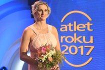 Barbora Špotáková podeváté v kariéře vyhrála anketu Atlet roku