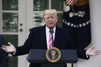 Trump rozkázal NASA:  Vraťte se tam!