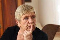 Obermaierová (71): Zlomený kotník, operace! PLAZILA SE PRO POMOC LESEM