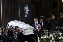 Rozloučení se slavným zpěvákem Hallydayem (†74): Sbohem mu přišli dát tři prezidenti!