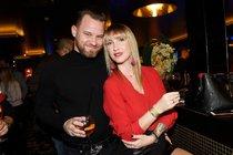 Dominika Mesarošová s přítelem Tomášem.