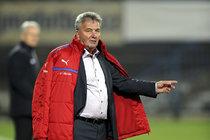 Fotbalový smutek ve Strašnicích: Přišli 4 trenéři nároďáku
