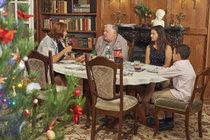 Vánoce v Růžovce: Natáčení plné pláče!
