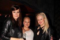 Monika Štiková se svými dcerami Ornellou Koktovou a Charlotte Štikovou.