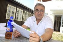 Martin Zounar (50): ZASE TEN CHLAST?! JE ZAVŘENÝ V LÉČEBNĚ!