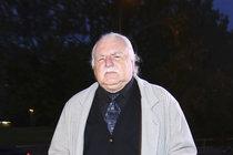 Výtvarník, hudebník a performer Milan Knížák