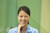 Peníze, které Ha Thanh Špetlíková vydělala v seriálu, šly z větší části do podnikání.
