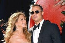 Brad a Jennifer