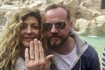 Tajná svatba Filipa Blažka: Po 10 letech do toho práskl na zámku