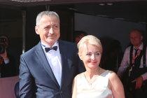 Veronika s manželem Marinem Stropnickým