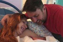 Moderátor zpráv Hauptvogel se stal otcem: Pochlubil se rozkošnou dcerou